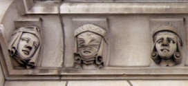 The Masked Lady of Broadway