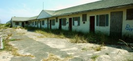 The Abandoned Bates Motel of Cape Cod
