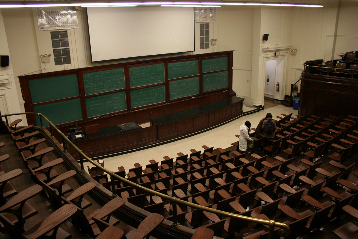 The Most Famous Classroom In New York City Scouting Ny