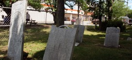 The Forgotten Cemetery at Home Depot