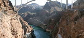 Vegas, The Hoover Dam, and a Strange Little Town Called Chloride (Weirdest Cemetery in the US?)
