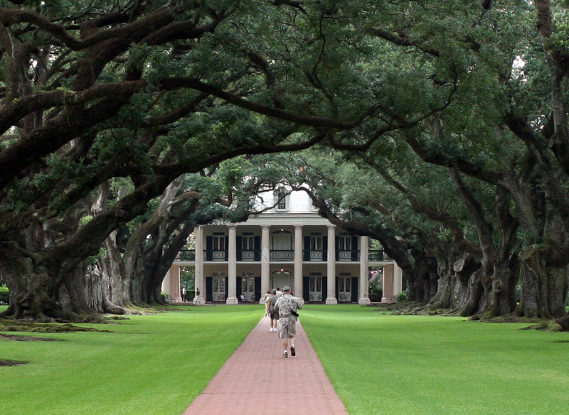 Louisiana to Tennessee: From Beautiful Oak Alley ...