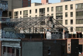 That Abandoned Rooftop Greenhouse on 60th Street