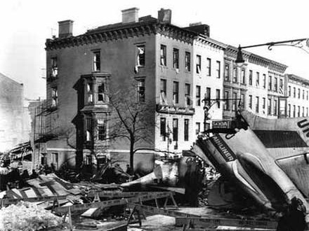 Pocket Change A Plane Crash In Brooklyn Scouting Ny
