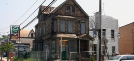 A Ghost House In Queens