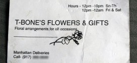 T-Bone's Flowers & Gifts