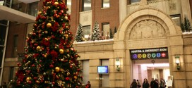 Happy Holidays From Bellevue Hospital