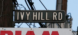 Back in Time on Ivy Hill Road