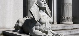 Woolworth's Insane Egyptian Temple Mausoleum (And A Few Others)