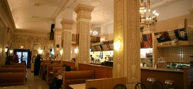 The Fanciest Diner In New York: The Polish Tea Room of Times Square