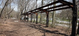 A Ghost Railway Line In The Bronx