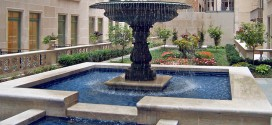 The Hidden Courtyard At The Plaza Hotel
