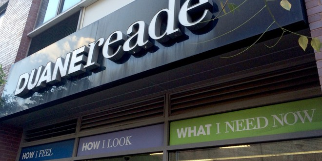 Is Duane Reade New York's Most Expensive Drugstore?