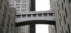 In Search of Manhattan's Last Remaining Skybridges