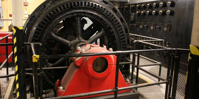 Century-Old Steampunk Hiding In A Hospital Basement