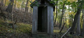 An Abandoned Outhouse Less Than 20 Miles From NYC