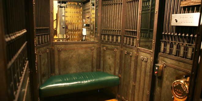 Is This The Most Beautiful Elevator In New York?