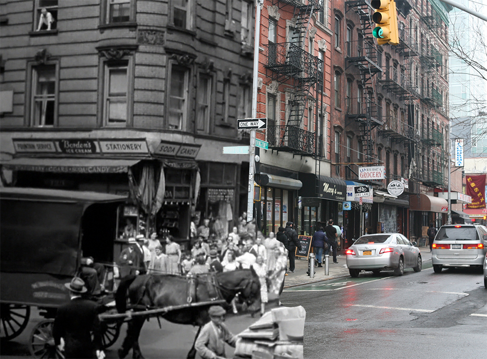 The Filming Locations of The Naked City – Part 1: The Lower East