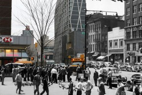 The Filming Locations of The Naked City – Part 3: The Upper West Side and Upper East Side