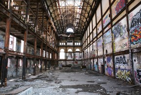Scouting The Gates of Hell: A Visit To The Abandoned Glenwood Power Plant