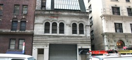 A 19th Century Stable Hidden in the Heart of Midtown Manhattan