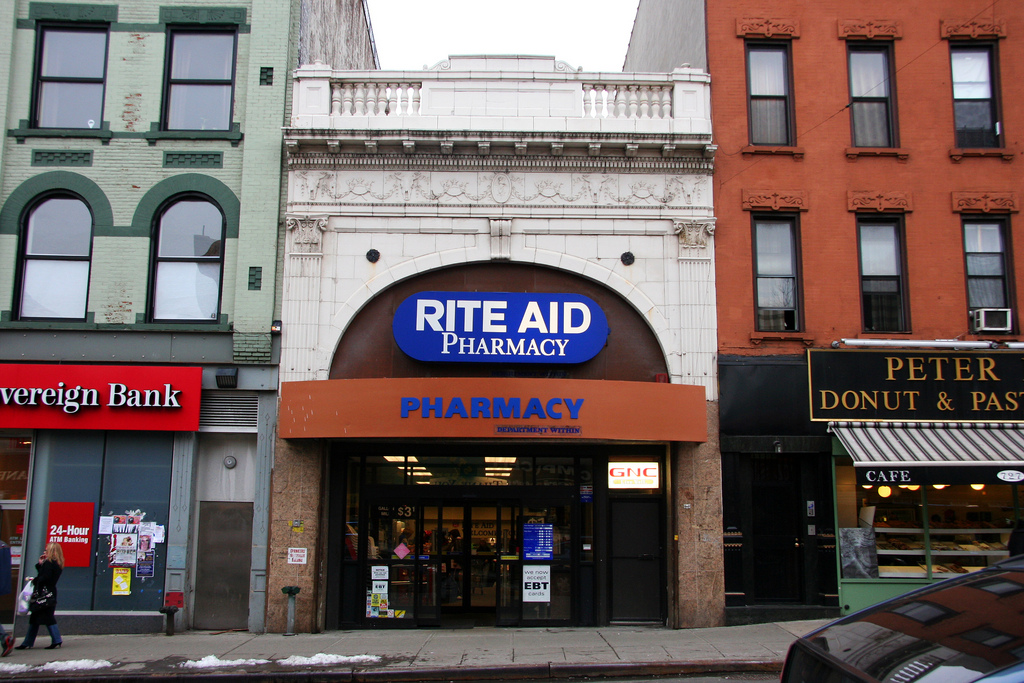 The 1920s Movie Theater Hidden In A Rite Aid Scouting Ny