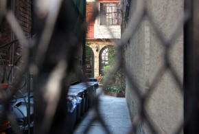 A Secret Courtyard Just Blocks From Times Square