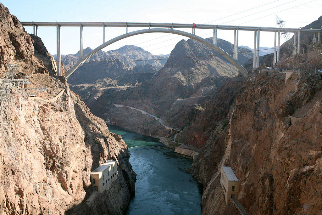 Vegas The Hoover Dam And A Strange Little Town Called