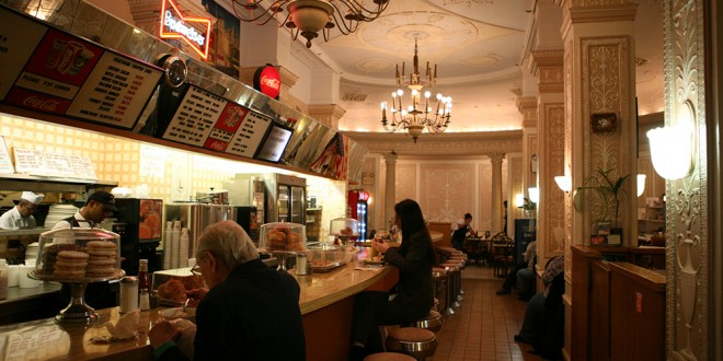 Enjoy A Post-Thanksgiving Meal At The Polish Tea Room Before It Disappears Forever