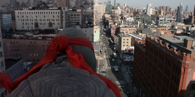 The NYC Filming Locations of Teenage Mutant Ninja Turtles (The Good One)