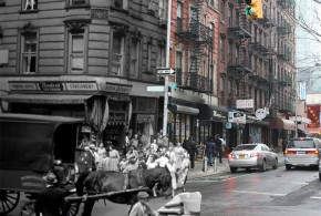 The Filming Locations of The Naked City – Part 1: The Lower East Side & Williamsburg Bridge