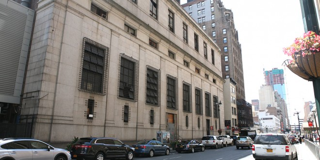 This Mysterious Building on West 31st Is The Last Remnant Of Old Penn Station